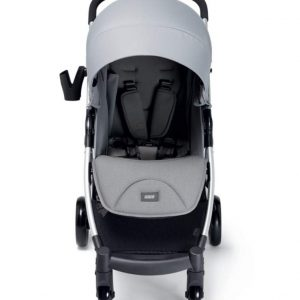 Armadillo Folding Pushchair – Steel Grey