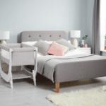 Cribs & Next2Me Cribs Shnuggle Air Bedside Crib Pitter Patter Baby NI 3