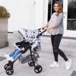 Dreamiie by Samantha Faiers MB30 Geometric Monochrome Pushchair