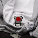 Grey Star Baby Wrap