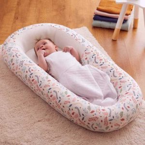 Purflo Sleep Tight Baby Bed – Botanical