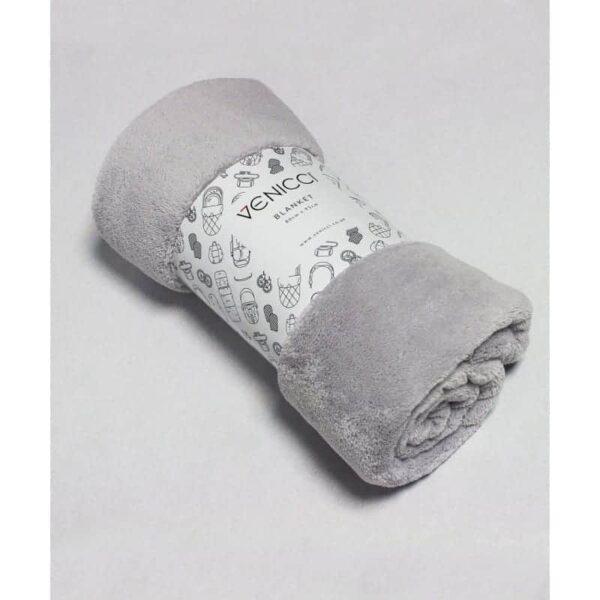 Accessories & Footmuffs Venicci Blanket – Grey Pitter Patter Baby NI 4