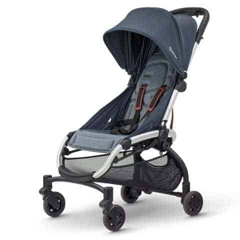 Buggies & Strollers Quinny LDN – Graphite Twist Pitter Patter Baby NI 4