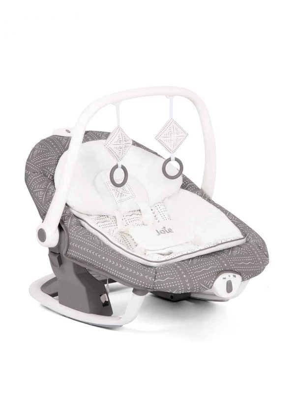 Bouncers & Rockers Serina 2in1 Pitter Patter Baby NI 8