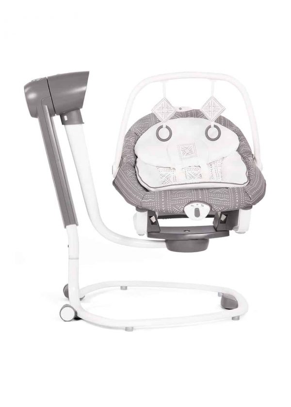 Bouncers & Rockers Serina 2in1 Pitter Patter Baby NI 10