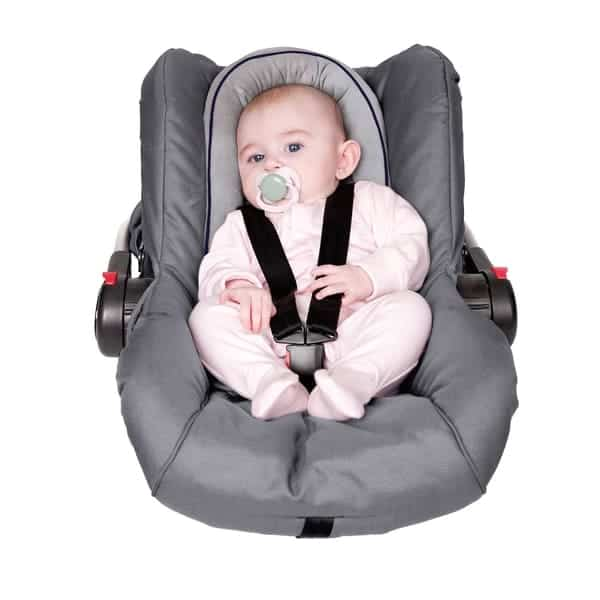 Accessories & Footmuffs ClevaFoam Head & Neck Support Pitter Patter Baby NI 4