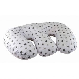 Cuddles Collection Twin 4 in 1 Nursing Pillow