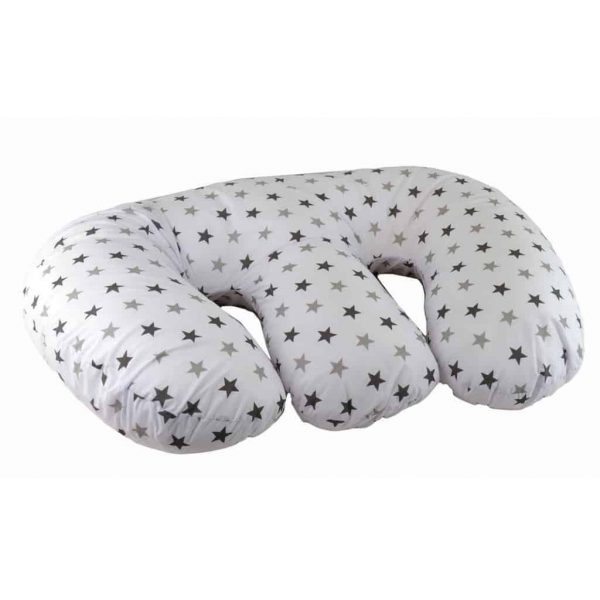 Pregnancy Support Pillows Cuddles Collection Twin 4 in 1 Nursing Pillow Pitter Patter Baby NI 4
