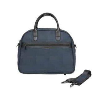 iCandy Peach Bag Navy Check
