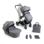 Travel Systems Lime Lifestyle – Phantom Charcoal Pitter Patter Baby NI 5