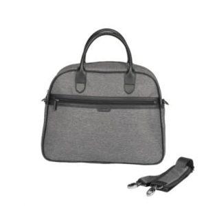 iCandy Peach Bag Grey Twill