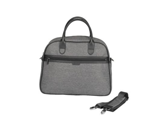 Changing Bags iCandy Peach Bag Grey Twill Pitter Patter Baby NI 4