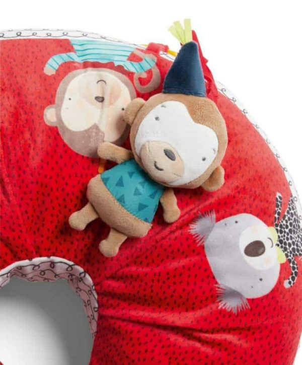 Toys Activity Snugglerug – Cheeky Faces Pitter Patter Baby NI 5