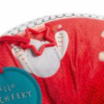 Activity Snugglerug – Cheeky Faces