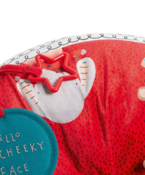 Toys Activity Snugglerug – Cheeky Faces Pitter Patter Baby NI 7