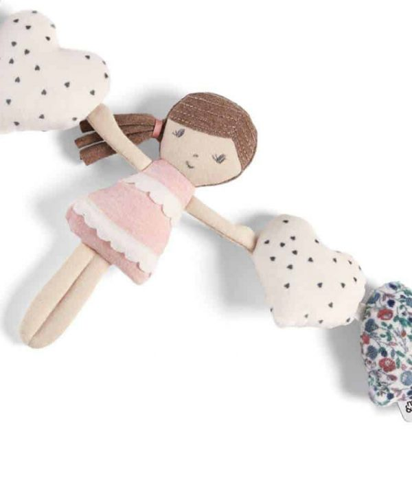 Toys Travel Charm – Bella Doll Pitter Patter Baby NI 5