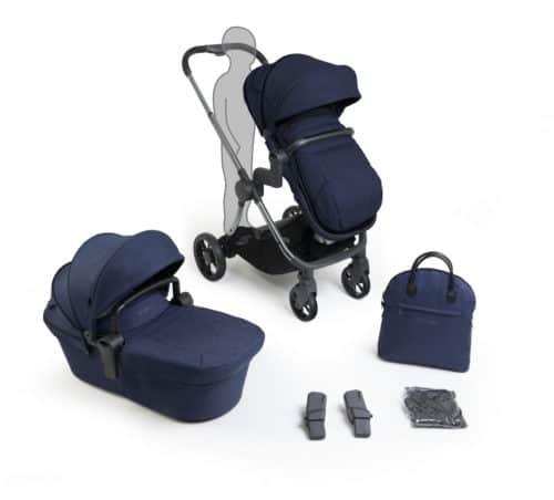 Travel Systems Lime Lifestyle – Phantom Navy Pitter Patter Baby NI 13