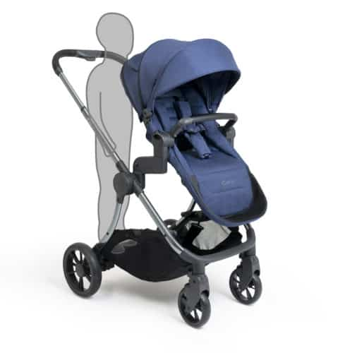 Travel Systems Lime Lifestyle – Phantom Navy Pitter Patter Baby NI 14