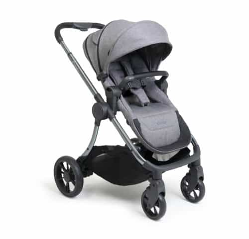 Travel Systems Lime Lifestyle – Phantom Charcoal Pitter Patter Baby NI 8
