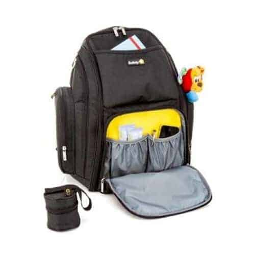 Changing Bags Safety 1st Backpack Changing bag Pitter Patter Baby NI 3