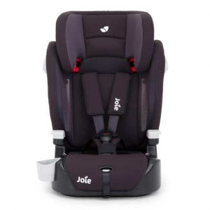 Joie Elevate Group 1/2/3 car seat – Two Tone Black