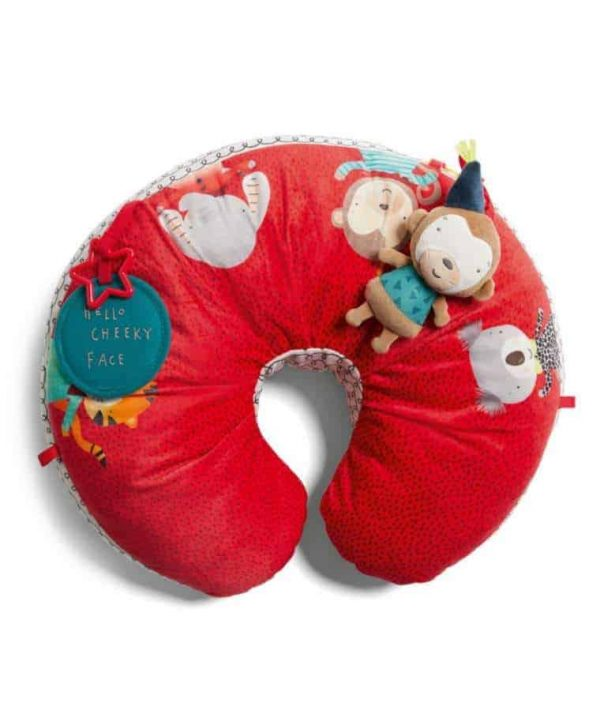 Toys Activity Snugglerug – Cheeky Faces Pitter Patter Baby NI 4
