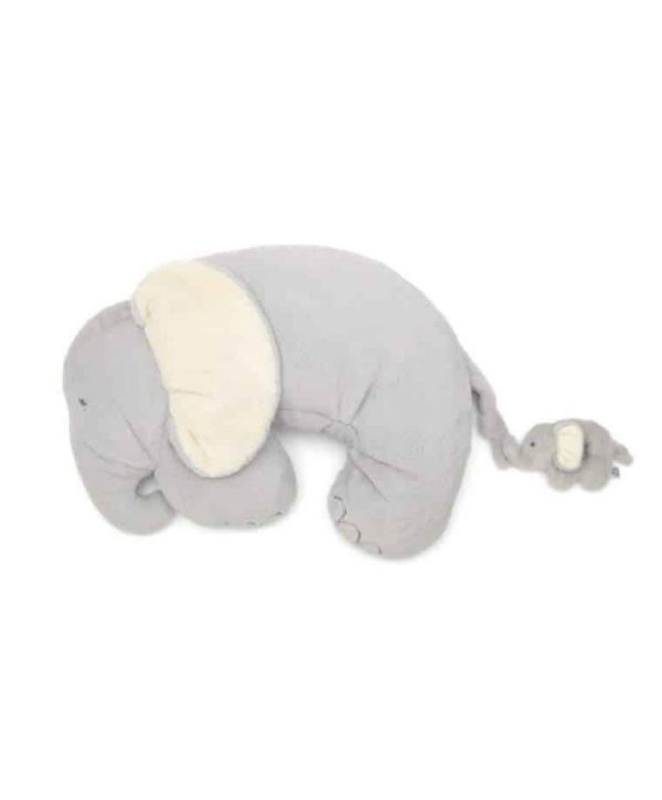 Pregnancy Support Pillows Tummy Time Snugglerug – Elephant & Baby Pitter Patter Baby NI 4