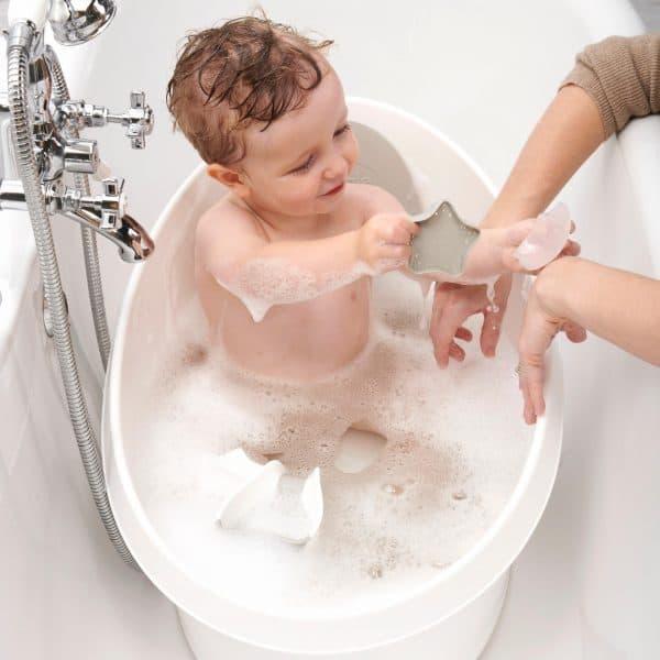Baths & Changing Mats Shnuggle Toddler Bath Pitter Patter Baby NI 11