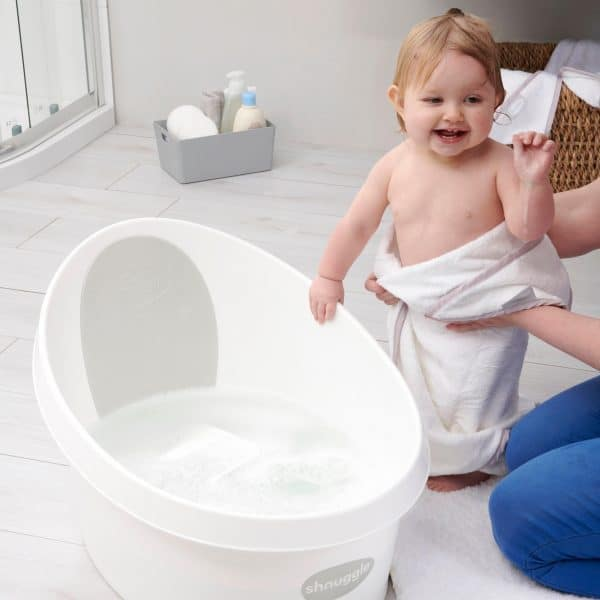 Baths & Changing Mats Shnuggle Toddler Bath Pitter Patter Baby NI 15