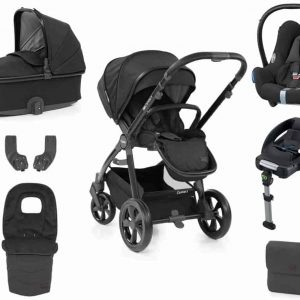 Baby Style Oyster 3 Luxury Bundle – Noir