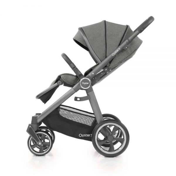 Travel Systems Oyster 3 Luxury Bundle Pitter Patter Baby NI 6