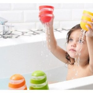 Bath Toys & Supports Tiny Love Spiral Cups Bath Toy Pitter Patter Baby NI