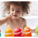 Bath Toys & Supports Tiny Love Spiral Cups Bath Toy Pitter Patter Baby NI 5