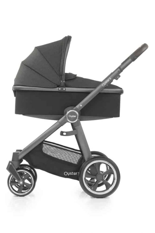Babystyle Oyster BabyStyle Oyster 3 Luxury Bundle – City Grey / Pepper Pitter Patter Baby NI 9