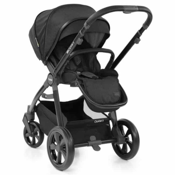 Babystyle Oyster BabyStyle Oyster 3 Luxury Bundle – City Grey / Pepper Pitter Patter Baby NI 5