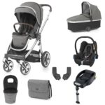 Babystyle Oyster 3 Mercury Mirror Luxury Bundle
