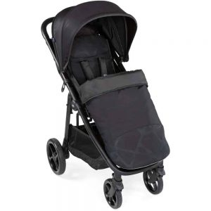 Chicco Multiride Stroller (Jet Black)