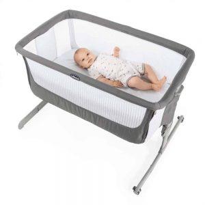 Cribs & Next2Me Cribs Chicco Next2Me Air Crib Pitter Patter Baby NI
