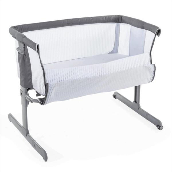Cribs & Next2Me Cribs Chicco Next2Me Air Crib Pitter Patter Baby NI 5