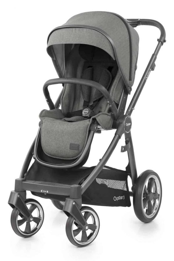 Travel Systems Oyster 3 Luxury Bundle Pitter Patter Baby NI 9
