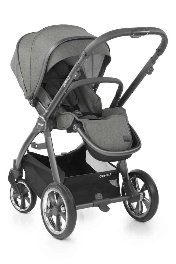 Travel Systems Oyster 3 Luxury Bundle Pitter Patter Baby NI 8