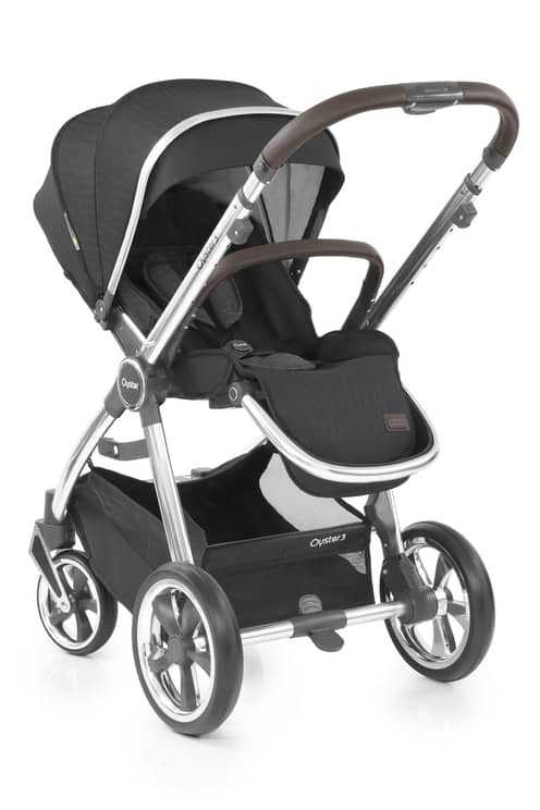 Travel Systems Babystyle Oyster 3 Caviar Luxury Bundle Pitter Patter Baby NI 5