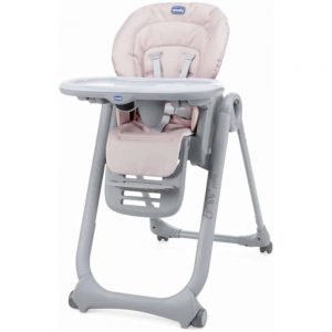 Chicco Polly Magic Relax Highchair (Paradise Pink)