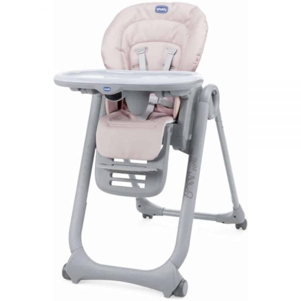 Highchairs Chicco Polly Magic Relax Highchair (Paradise Pink) Pitter Patter Baby NI 4