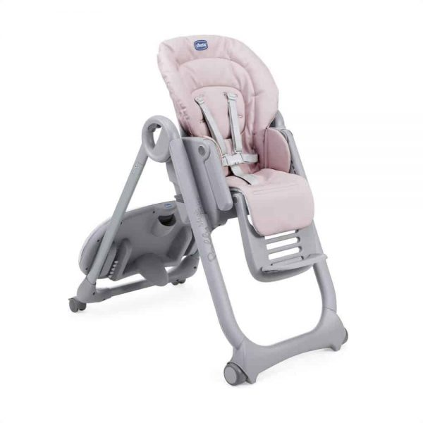 Highchairs Chicco Polly Magic Relax Highchair (Paradise Pink) Pitter Patter Baby NI 5