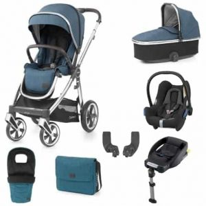 Travel Systems Babystyle Oyster 3 Travel System Bundle Regatta Pitter Patter Baby NI