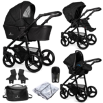 Venicci Shadow Starlight 3in1 Travel System