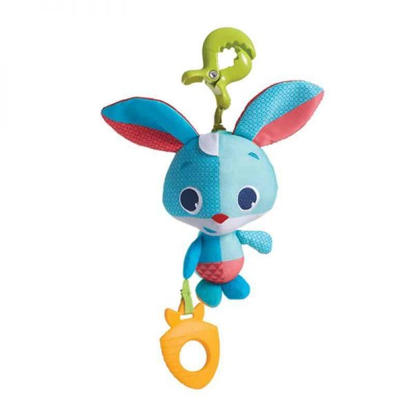 Toys Tiny Love Jitter Thomas Rabbit Pitter Patter Baby NI 4