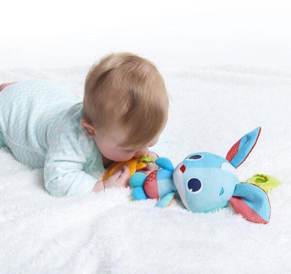 Toys Tiny Love Jitter Thomas Rabbit Pitter Patter Baby NI 5
