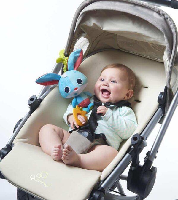 Toys Tiny Love Jitter Thomas Rabbit Pitter Patter Baby NI 6